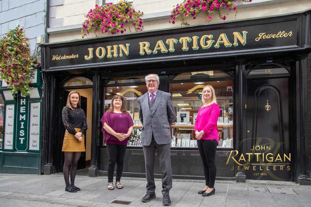 John Rattigan Jewellers Wexford Ireland